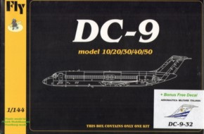 DC-9 Italy A.For