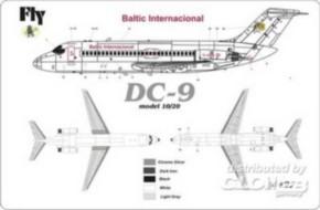 DC-9-10 Baltic International