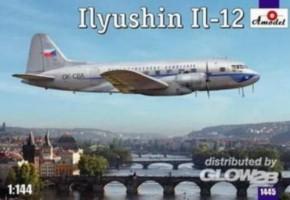 Iljushin IL-12 Czech Airliner