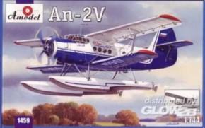 Antonov An-2V floatplane