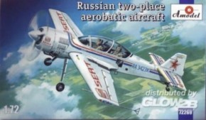 Su-29 russ. Twoseater aerobatic aircraft