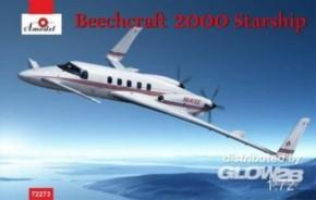 Beechcraft 2000 Starship N641SE