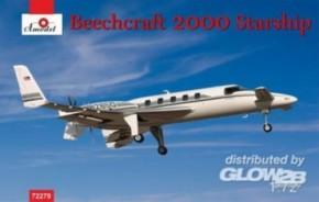 Beechcraft 2000 Starship N82850