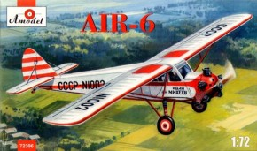 AIR-6 light civil aircraft