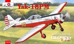 Yakovlev Yak-18PM aerobatic aircraft