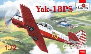 Yakovlev Yak-18PS aerobatic aircraft