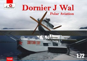 Dornier J Wal Polar aviation, Neuheit 07/16