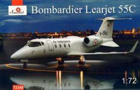 Bombardier Learjet 55C
