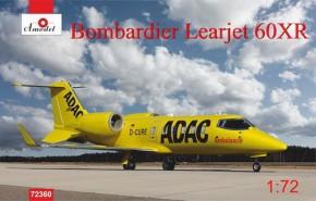 Bombardier Learjet 60xR ADAC Ambulance