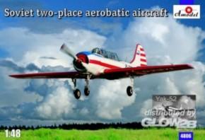 Yak-52 sov. two-seat aerobatic aircraft