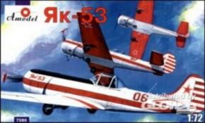 Yakovlev Yak-53 Zweisitzer