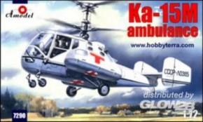 Kamov Ka-15M Ambulance