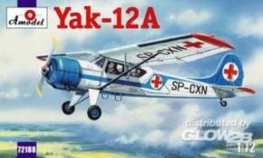 Yakovlev Yak-12A Multirole Aircraft