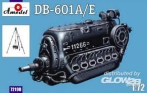 DB-601A/E engine