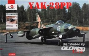 Yakovlev Yak-28PP + Buch