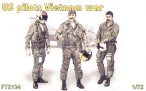 US Piloten Vietnam, Resin-Fig.