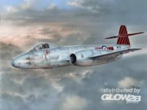 Gloster Meteor F Mk. 8 Hi-tech