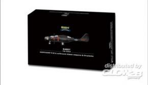 Northrop P-61A Black Widow w/Ground Attack weapons & Droptanks