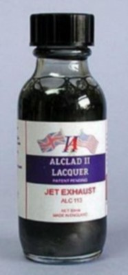ALCLAD II Jet-Auspufffarbe