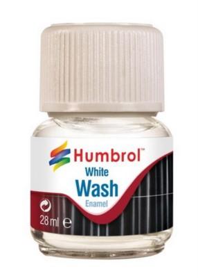 Enamel Wash White, 28ml
