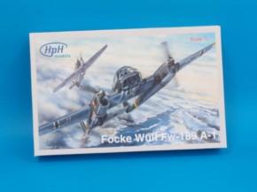 Focke-Wulf Fw 189A-1, Resin-Modell