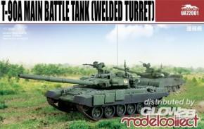 T-90A Main Battle Tank (weldet turret)