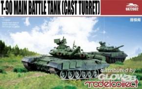 T-90A Main Battle Tank (cast turret)