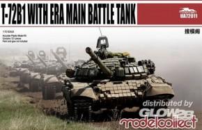 T-72B1 with ERA Main Battle Tank