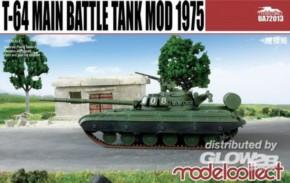 T-64B Main Battle Tank Mod. 1975