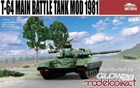 T-64 Main Battle Tank Mod. 1981