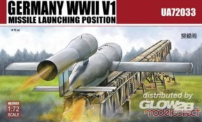 V1 Missile Launching Porition2in1