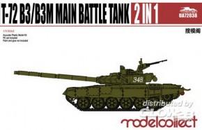 T-72 B3/B3M Main Battle Tank 2in1
