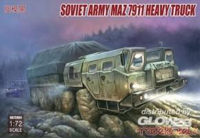 sov. Army MAZ 7911 Heavy Truck