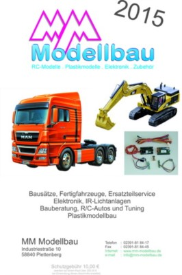 MM-Hauskatalog Truckmodellbau